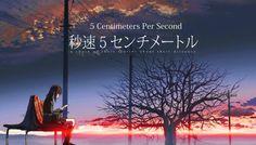 [Review Sách] 5 Centimet Trên Giây