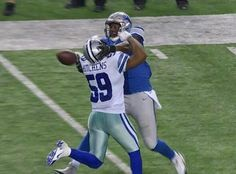 Detroit Lions pass interference call gone wrong by the NFL at sportsfan1984.com.