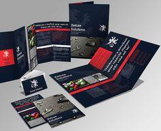 Brochuras, catálogos e folders de vários tipos e estilos para você design gráfico se inspirar. (18)