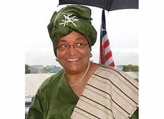 Ellen Johnson Sirleaf, 4th President
