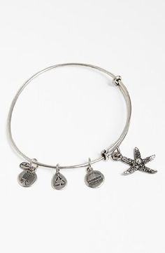 Alex and Ani 'Starfish' Bangle Bracelet Alex and Ani http://www.amazon.com/dp/B00ED45EIM/ref=cm_sw_r_pi_dp_g-Uxub1WRDYPF