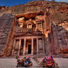 Jordan, Petra. : @theplanetd
