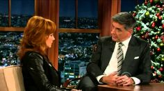 Reba McEntire on The Late Late Show with Craig Ferguson