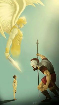 David i Goliat