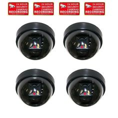 VideoSecu 4 Dummy Imitation Security Cameras with Flashing Light LED Cost-effective Security CCTV Simulated Dome Camera WE5 at http://suliaszone.com/videosecu-4-dummy-imitation-security-cameras-with-flashing-light-led-cost-effective-security-cctv-simulated-dome-camera-we5/