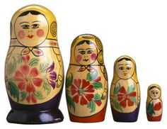 "How to Make Russian Paper Mache Dolls (also known as nesting dolls, or in Russian ""Matrioshka"")"