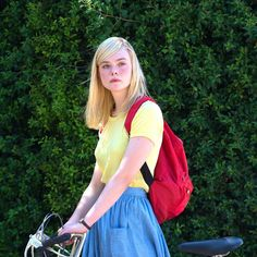 "Elle Fanning as Julie in ""20th Century Women""."