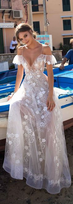 The beautiful BRIDGET style from #sicily #musebyberta collection