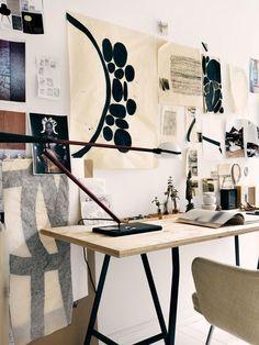 The home of fashion designer Åsa Stenerhag - NordicDesign