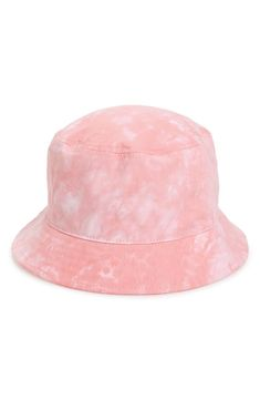 Trouvé Tie Dye Bucket Hat available at Tie Dye Fashion, Accesorios Casual, Tie Dye Outfits, Nordstrom, Tie Dye Patterns, Cute Hats, Outfits With Hats, Tye Dye, Cute Jewelry