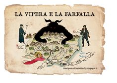 Animated webcomic about war, love and destiny in Italian Alps in 1917. English, French and Italian versions. #comics #webcomic #romance #ww1 #butterfly #viper