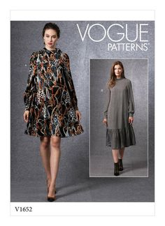 Sewing Blogs, Sewing Projects, Sewing Ideas, Dress Making Patterns, Vogue Sewing Patterns, Miss Dress, Bias Tape, Couture, Pretty Dresses