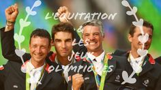 L'Equitation aux Jeux Olympiques  {Article} Le blog reprend du service tant bien que mal avec un petit retour sur la place de l'équitation dans les Jeux Olympiques