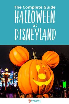 Want to go to the Disneyland Halloween party? This guide offers tips for trick or treating at Disney Disneyland Paris, Disneyland Resort California, Disneyland Tips, California Vacation, Mickey Halloween Party, Disney Halloween Costumes, Anaheim Hotels, Best Beaches To Visit, Disney Tickets