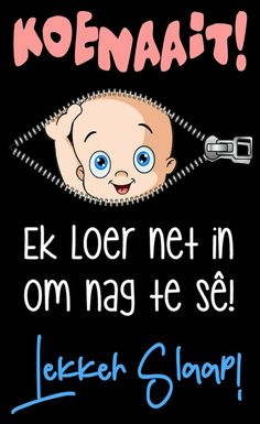 Good Night Sleep Tight, Goeie Nag, Afrikaans, Messages, Fancy, Quotes, Cards, Beautiful, Quotations