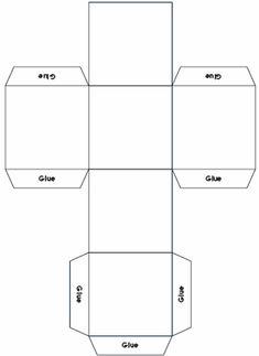 Math Worksheets | Kindergarten Time Dice Template