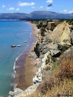 Kalamaki Beach #Greece #Beach  This makes me want summer!
