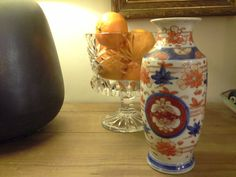 Small Imari Vase available from Mallingbournes on Etsy