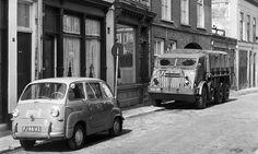 Fiat Multipla , Daf YA 328, Breda 1962