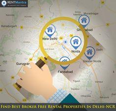 For Best Broker Free Rental Properties in Delhi-NCR. Just Give us a Missed Call @ 70787-70787 or Visit: www.rentmantra.com #bestrentalproperty #DelhiNCR #houseforrent #flatforrent #brokerfree #rentmantra #noida #nobroker