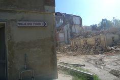 foto di Massimo Golfieri anno 2010.. la demolizione