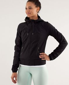 Street To Studio Jacket  Neeed this perfect little athletic jacket when I somehow stumble upon an extra 100 bucks...