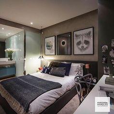 Boa noite! Projeto Fernanda Marques #assimeugosto #quartolindo #interiores #homestyle #homedecor