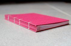Coptic Stitch Gratitude Journal on Behance