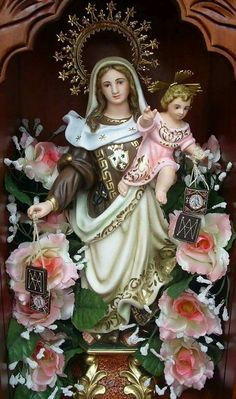 Blessed Mother Mary, Blessed Virgin Mary, Mother Of Divine Grace, Fatima Prayer, Mama Mary, Holy Mary, Art Thou, Catholic Art, Holy Family
