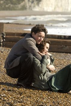 Probably one of my favorite movies ever. Heart-wrenching, yet beautiful. Atonement.