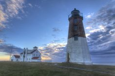 """500px / Photo """"Point Judith Lighthouse"""" by Jeff Bord"""