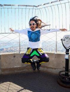 DJ giant Steve Aoki sees spiritual in dance music Dj Steve Aoki, Dance Music, Edm, Spirituality, Hats, Board, People, Clothes, Fashion