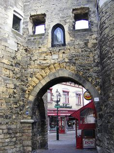 ✯ Through the Arch - Valkenburg, Limburg, The Netherlands