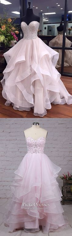 Long Prom Dresses,Ball Gown Prom Dresses Strapless,Modest Prom Dresses For Teens,Organza Prom Dresses Sweetheart Modest Formal Dresses, Sparkly Prom Dresses, Affordable Prom Dresses, Simple Prom Dress, Formal Dresses For Teens, Best Prom Dresses, Elegant Prom Dresses, Beautiful Prom Dresses, Pageant Dresses