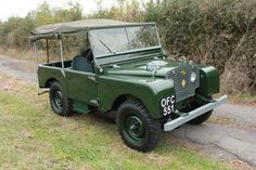 "1949 LAND ROVER SERIES ONE 80"" For Sale"