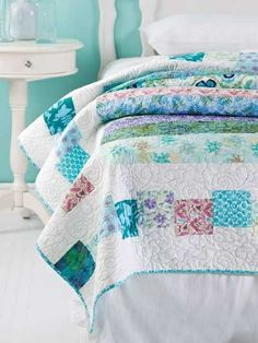 lovely quilt via imgfave.