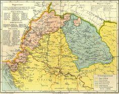A három részre szakadt Magyarország 1526