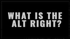 #What #is #the #alt-#right? alt-right #culture? #worldview? How big is it? #Michael #Knowles, with some researched Answers, also Gavin McGuinness breaking it down ...