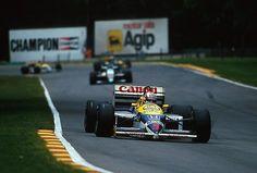 Nigel Mansell Williams - Honda 1986 Real Racing, F1 Racing, Racing Team, Nigel Mansell, Williams F1, Michael Schumacher, Victoria, Formula One, Grand Prix