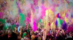 I really want to go to the Holi Festival in India sometime during my life