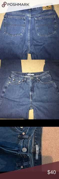 Tommy Hilfiger High waisted jeans High waisted  Very good condition like new Tommy Hilfiger Jeans