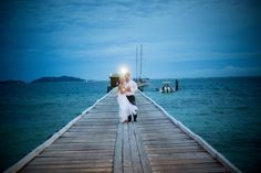 Anushka and Peter — Mana Island Fiji Wedding