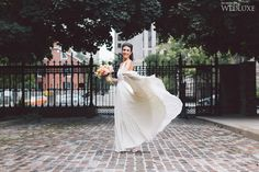 An Elegant Downtown Toronto Wedding | Photography by:Purple Tree Photography | WedLuxe Magazine #wedding #bride