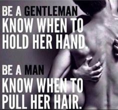 Yes. Know your girl so well that you know what she needs every minute you are with her, and how to keep her sated when you're not ;)