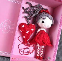 小红衣 Little Red Dress