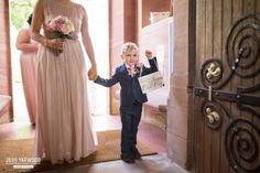 Grosvenor Pulford Chester Wedding Blue Photographer Jess Yarwood wedding sign here comes mummy