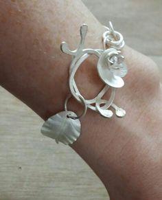 Beginners bracelet waiting for final polish