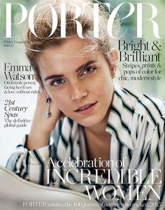 Porter Magazine Winter Escape 2016