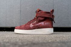 Nike SF Air Force 1 Mid - Pueblo Brown f9440d19a