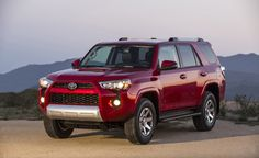 2014 Toyota 4Runner Adds Rugged Styling, Refined Interior. For more, click http://www.autoguide.com/auto-news/2013/04/2014-toyota-4runner-adds-rugged-styling-refined-interior.html